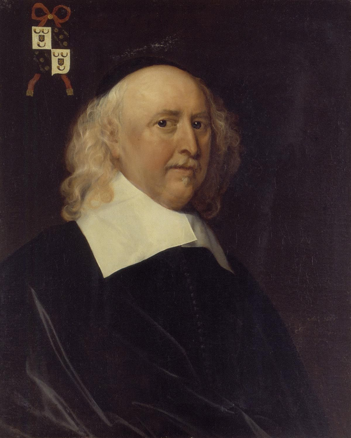 Willem de Groot (1597-1662) | Adriaen Hanneman | Oil Painting