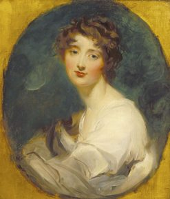 Duchess of St. Albans | Thomas Lawrence | Oil Painting