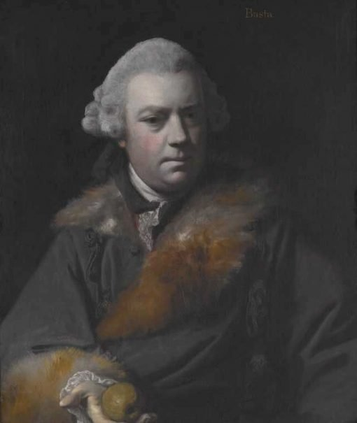 Portrait of Thomas Bowlby | Sir Joshua Reynolds | Oil Painting