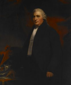 Portrait of Lord Robert Blair | Sir Henry Raeburn