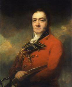 Major General Charles Reynolds | Sir Henry Raeburn