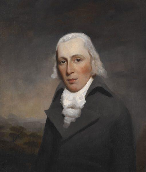George Wood   George Watson   Oil Painting