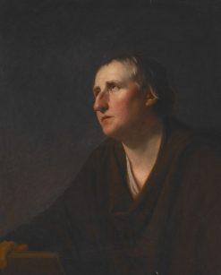 Portrait of Rev. Richard Stables | George Romney | Oil Painting