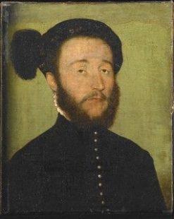 René du Puy du Fou | Claude Corneille de Lyon | Oil Painting