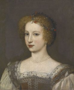 Portrait of a Lady | British School th Century   Unknown | Oil Painting