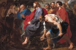 Entry of Christ into Jerusalem | Anthony van Dyck | Oil Painting