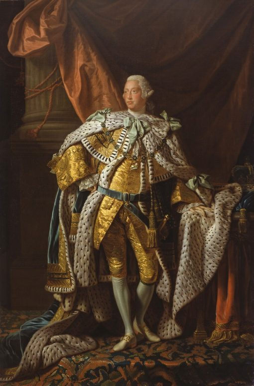 King George III | Allan Ramsay | Oil Painting