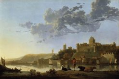 The Valkhof at Nijmegen | Aelbert Cuyp | Oil Painting