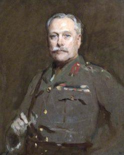 Field Marshal Earl Haig (1861-1928) | Solomon Joseph Solomon | Oil Painting