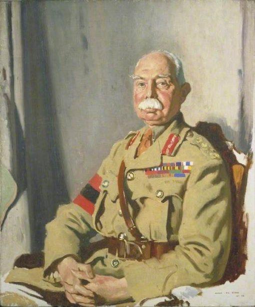 General Sir Herbert Charles Onslow Plumer (1857-1932) GCMG