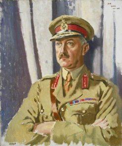 Brigadier-General William Thomas Francis Horwood (1868-1943)