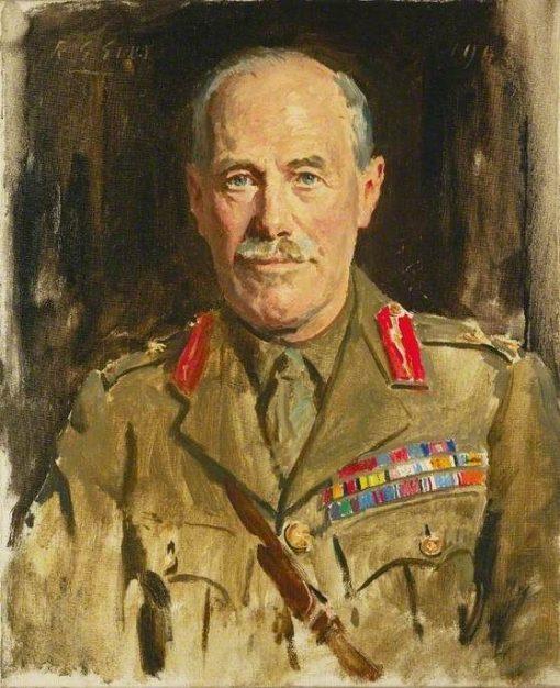 Major General W N Herbert CB