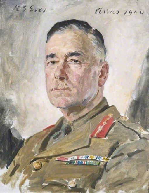 Major General Frank Noel Mason-Macfarlane CB