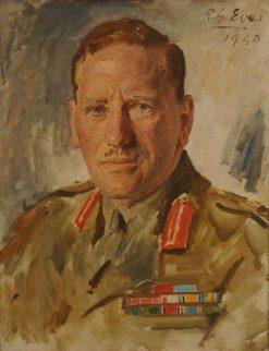 Lieutenant General Claude J E Auchinleck