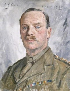 Captain G L Hastings