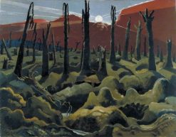 We Are Making a New World | Paul Nash | Oil Painting