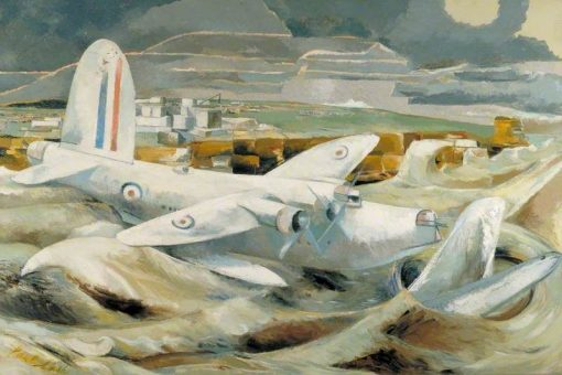 Defence of Albion | Paul Nash | Oil Painting