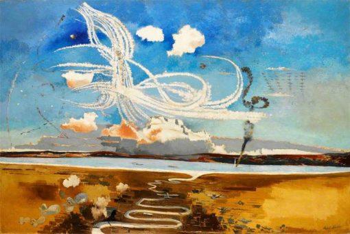 Battle of Britain | Paul Nash | Oil Painting