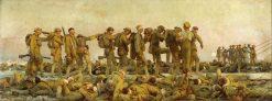 Gassed | John Singer Sargent | Oil Painting