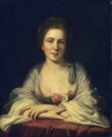 Anne Barry Irwin   Sir Joshua Reynolds   Oil Painting