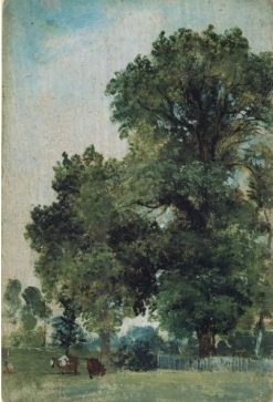 Hampstead | Frederick Waters Watts | Oil Painting