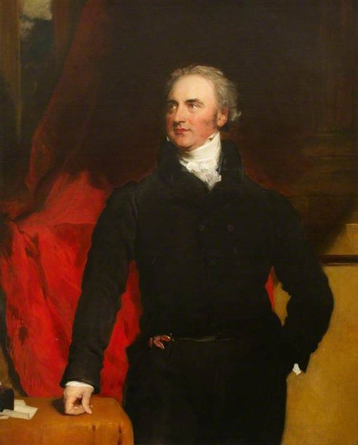 Astley Paston Cooper (1768-1841) | Thomas Lawrence | Oil Painting