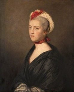 Mrs Anne Brudenell | Sir Joshua Reynolds | Oil Painting