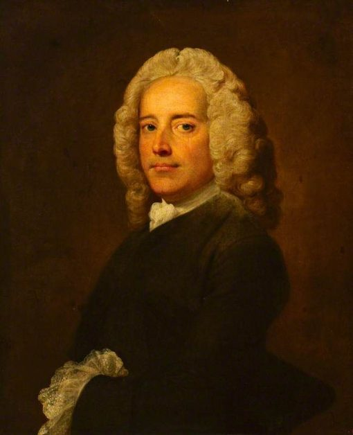 Edward Nourse the Younger (d.1760) | Joseph Highmore | Oil Painting