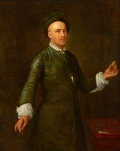 Edward Nourse the Elder | Joseph Highmore | Oil Painting