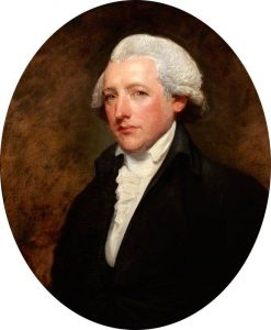William Cumberland Cruikshank (1745-1800) | Gilbert Stuart | Oil Painting