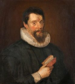 Zachary Boyd (c.1585-1653) | George Jamesone | Oil Painting