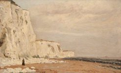 On the Ramsgate Sands | Ernest Gustave Girardot | Oil Painting