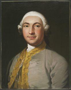 Thomas Hollis V (1720-1774) | Richard Wilson