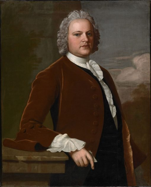 Ralph Inman (1713-1788) | Robert Feke | Oil Painting