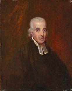 Jedidiah Morse (1761-1826) | Samuel Morse | Oil Painting