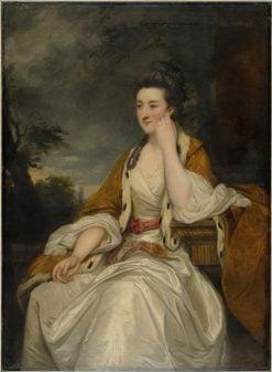 Lady Louisa Conolly | Sir Joshua Reynolds | Oil Painting