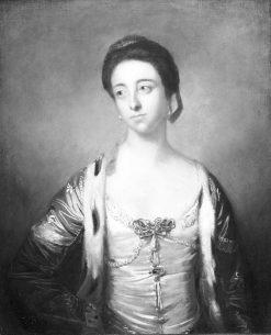 Mrs Robert Brundenell | Sir Joshua Reynolds | Oil Painting
