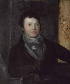 Samuel Taylor Coleridge (1772-1834) | Washington Allston | Oil Painting