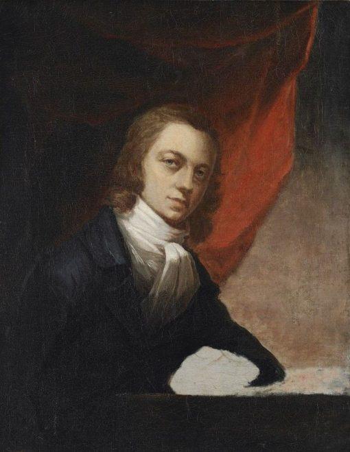 Self-Portrait | Washington Allston | Oil Painting