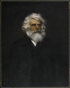 Evangelinus Apostolides Sophocles (1807-1883) | Francis David Millet | Oil Painting