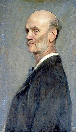 Hercules Brabazon Brabazon (1821-1906) (after John Singer Sargent) | Reginald Grenville Eves | Oil Painting