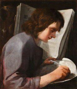 Saint John the Evangelist | Bartolomeo Schedoni | Oil Painting