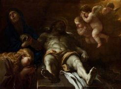 The Lamentation | Luca Giordano | Oil Painting