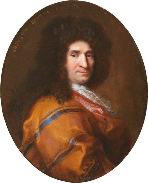 Monsieur d'Arjuzon Ecuyer