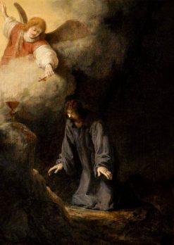 The Agony in the Garden | Salomon de Bray | Oil Painting