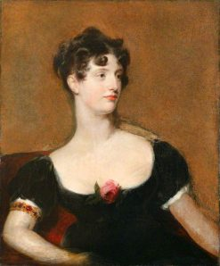 Harriet Elizabeth Peirce | Thomas Lawrence | Oil Painting
