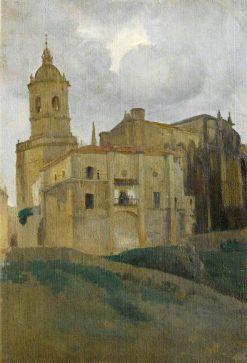 Italian Hill Town (Serra de Conti ?) | Roger Eliot Fry | Oil Painting