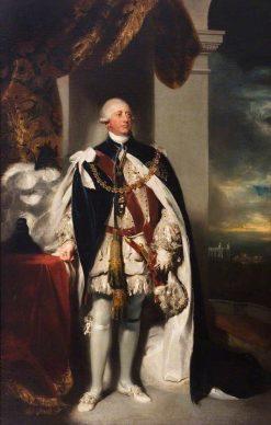 George III (1738-1820) | Thomas Lawrence | Oil Painting