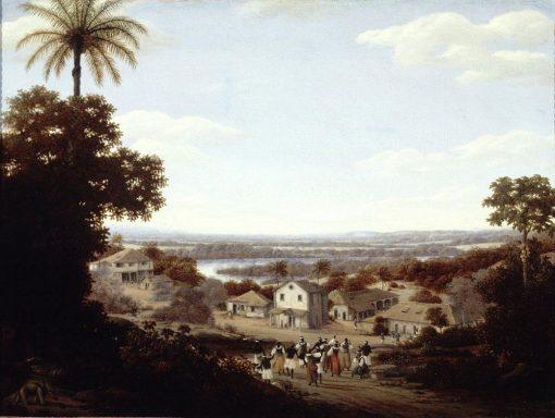 Brazilian Landscape | Frans Post | Oil Painting