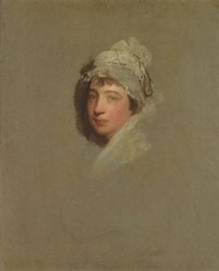 Portrait of a Woman | Gilbert Stuart | Oil Painting